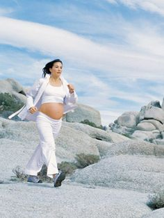 Walk this way - here's a trimester by trimester guide to the perfect walking workout for pregnant women of all sizes, shapes, and fitness levels
