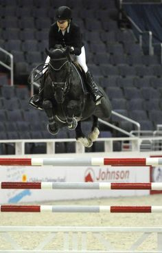 Zojasper & Kirsten Coe - 2013 Washington International Horse Show Photo Gallery Browser