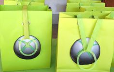 Xbox party loot bags