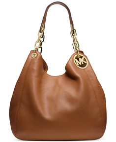 MICHAEL Michael Kors Fulton Large Shoulder Tote - Michael Kors Handbags - Handbags & Accessories - Macy's