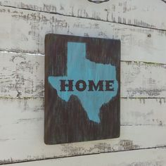 Texas Sign  2 Toned by SouthernbyChoice on Etsy