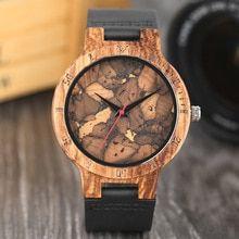 Discount Up to Creative Full Natural Wood Male Watches Handmade Bamboo Novel Fashion Men Women Wooden Bangle Quartz Wrist Watch Reloj de madera Wooden Watches For Men, Cool Watches, Men's Watches, Wrist Watches, Fashion Watches, Leather Gifts, Leather Men, Top Gifts, Luxury Gifts