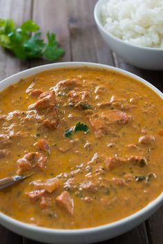 Chicken Masala - Molho estilo strogonoff com temperos indianos #vaicomeroque #frango #molho #receita (1 of 1)-2