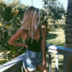 Image de fashion, girl, and summer