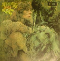 """Album Cover for John Mayall's """"Blues from Laurel Canyon"""""""