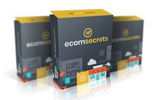 What is eCom Secrets? eCom Secrets is a content-packed and straight to the point eBook and video course which details the most powerful secrets we have learned over the last 2 years in our highly successful eCom brands. E Commerce Business, Training Courses, Ecommerce, The Secret, Learning, Content, Handle, Book, Free
