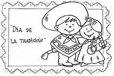 Carteles e imágenes para conmemorar el Día de la Tradición Argentina | Saberimagenes.com Folklore, Diy Crafts, Comics, Crochet, Frases, Children Images, Social Science, Art Kids, Initials