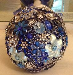 Brooch Bouquets Custom by TheFlowerLover on Etsy, $195.00