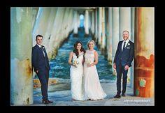 Beach Weddings.  Gold Coast Wedding Photography.