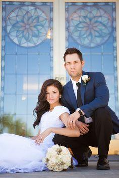 Amanda Castleberry Photography: America and Bo, Wedding...