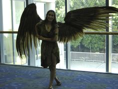 Angel  Costume Wings by ~SharysAogail on deviantART