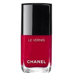 Chanel nail varnish in 508 SHANTUNG