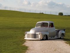 48 chevy truck - short bed