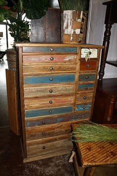 chest of drawers, jewelry chest