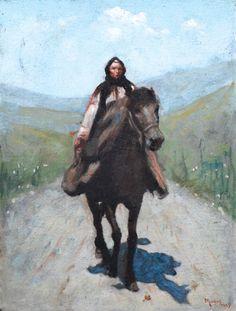 Nicolae Mogoș - Pe drum de munte