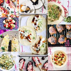 10 summer recipes for picnics potlucks and everything in  Mein Blog: Alles rund um die Themen Genuss & Geschmack  Kochen Backen Braten Vorspeisen Hauptgerichte und Desserts # Hashtag