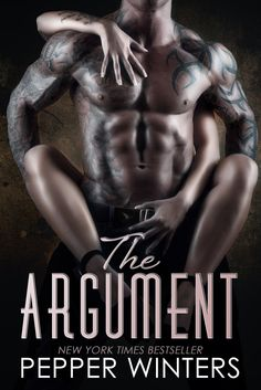 Toot's Book Reviews: Cover Reveal: The Argument by Pepper Winters