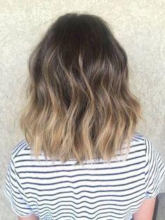 Cool Short Ombre Hair Color Ideas 09