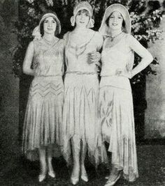 The Talmadge Sisters (Natalie, Constance and Norma)
