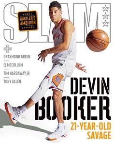 Devin Booker on SLAM magazine