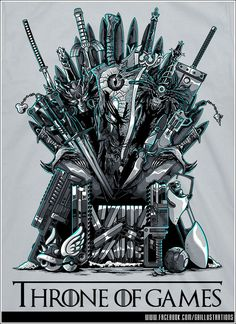 Throne of Games - Winter is coming