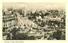Little Paris, Bucharest Romania, Timeline Photos, Old Pictures, Time Travel, Pavilion, Paris Skyline, Barcelona, Memories