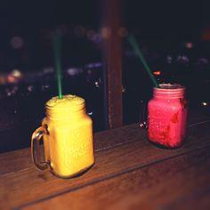 Lovely LateNight Smoothie! :) #smoothieoffensive #smoothies #smoothie #healthy #drink #shake #nurafit #gesundleben #gesund