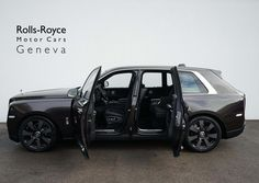 Rolls-Royce Cullinan Graphite - Pegasus Automotive - Switzerland - For sale on LuxuryPulse.