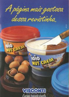 Ioio Nut Crem