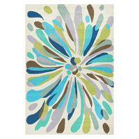 Colours Flowerburst Rug Collection