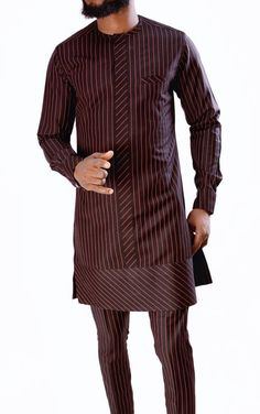 African Male Suits, African Wear Styles For Men, African Shirts For Men, African Dresses Men, African Attire For Men, African Clothing For Men, Latest African Men Fashion, Nigerian Men Fashion, Big Men Fashion