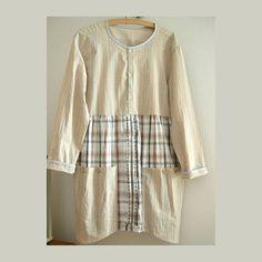 Women's loose dress casual cotton dress boho dress