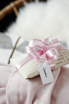 Pretty Pink Wrapping.... ♥♥ ....