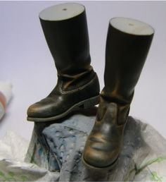 Painting Leather Boots | planetFigure | Miniatures