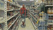 Poor Spider-Man! Lol