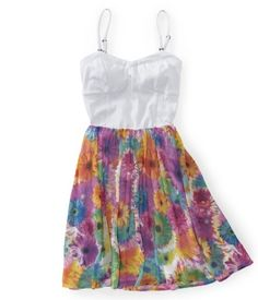 #summer #summerlovin #dress #colorful #cute #adorable #fashion #want #flowery