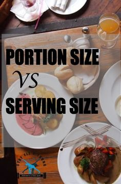 Effective Weight Loss For Women Over 40 Advice Portion Size and Serving Size – Learn to us. Portion Size and Serving Size Weight Loss Meal Plan, Easy Weight Loss, Healthy Weight Loss, Loose Weight, Clean Eating Challenge, Portion Sizes, Fast Food, Slow Cooker Chili, Weight Loss For Women