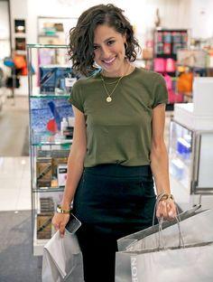 Karla Deras: Nordstrom Beauty Spot Tastemaker