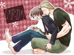 Distractions - Hetalia-Gerita Photo (23099287) - Fanpop