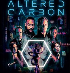 Altered Carbon, Contest Rules, Alters, Giveaway, Sci Fi, Canada, December, Art, Art Background
