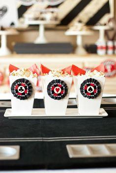 Casino Game Night Birthday Party via Kara's Party Ideas KarasPartyIdeas.com Printables, cake, decor, cupcakes, food, favors, and more! #casinogamenight #casinoparty #pokernight #casinoparty #gamenight #pokerparty (11)