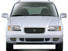 Hyundai Trajet (FO) '10.1999–2004