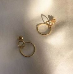 Nyaole Clip Boucles doreilles non perc/ées Faux Boucles doreilles pour homme ou femme As description Gold Color