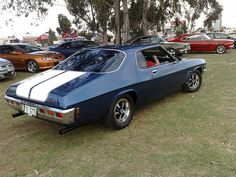 australian vehicles | Holden HQ Monaro GTS | Flickr - Photo Sharing!
