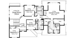 Plan 14336RK: Traditional Beauty
