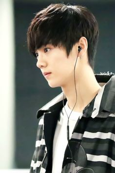 LuHan - he looked a little bit like Lee Min  Ho  at first glance