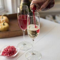 Mimosa sanglant pour l'Halloween - Cuisine - Blogue - Pratico Pratique