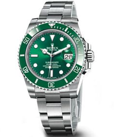 ROLEX Submariner Date Green Bezel  #rolex #rolexsubmariner #submariner #watch #watches #orologi #sorelleronco