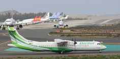 Canary Islands Spotting....Spotter: EC-KGI   Binter Canarias    ATR 72   Gran Canaria ...