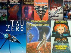 Marcianos Como No Cinema: Poul Anderson - Galeria de capas